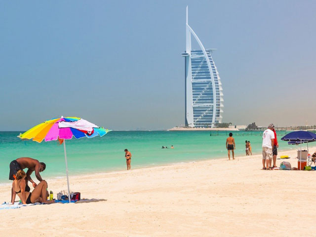 Jumeirah Beach and Park