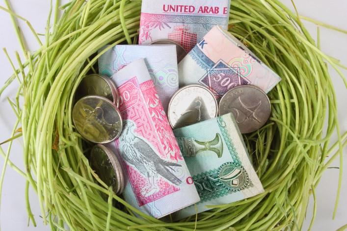 Какая валюты в ОАЭ