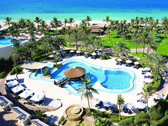 Отель JaJebel Ali Beach 5* в Дубае